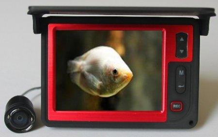 Подводная камера для рыбалки: особенности устройства
