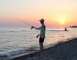Рыбалка на Черном море: что понадобится?