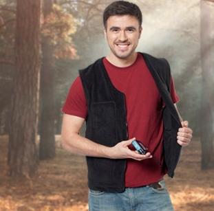 Как выбрать одежду с подогревом