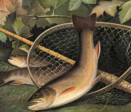 Рыбалка как искусство