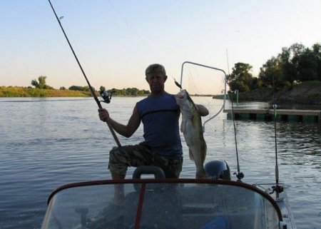 Когда отправиться на рыбалку на Ахтубе