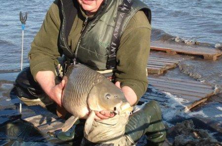 Карповая рыбалка весной