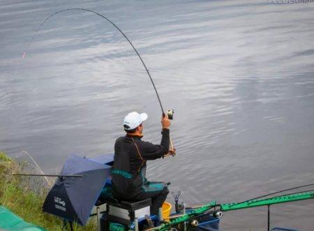 О фидерной ловле рыбы