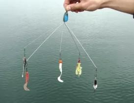 Как поймать рыбу без удочки и снастей?