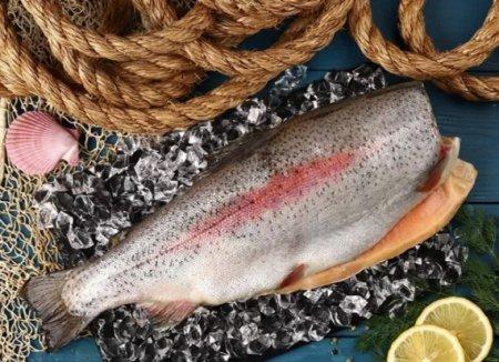 Магазин с доставкой на дом свежемороженая рыба