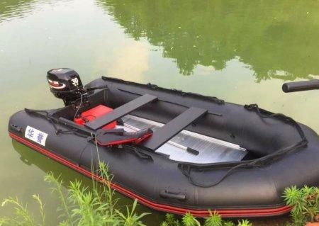 Какая лодка нужна для сплавов