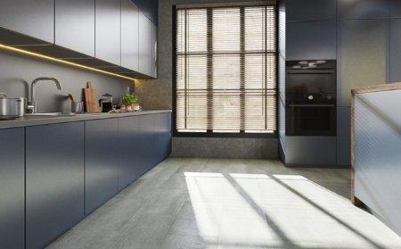 Как положить ламинат без порогов между комнатами